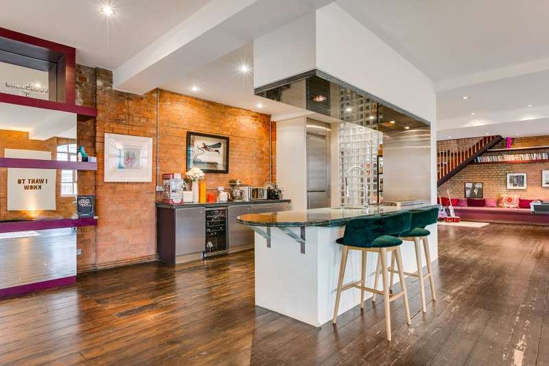 2 Bedrooms Flat for sale in The Factory, Nile Street, N1