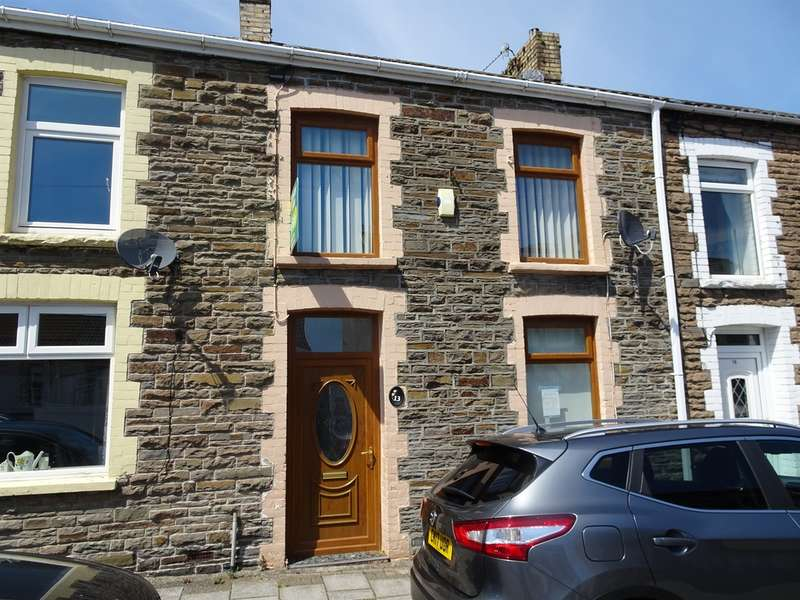 3 Bedrooms Terraced House for sale in Llewellyn Street, Gilfach, Bargoed