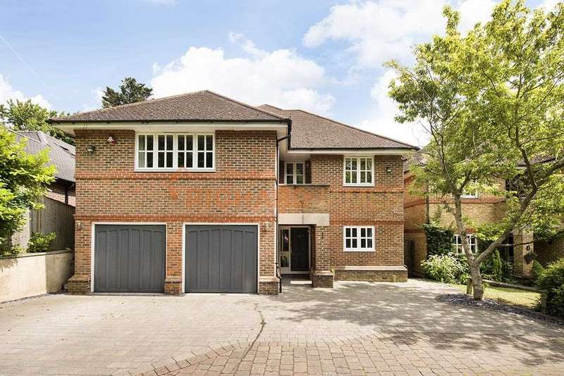5 Bedrooms Detached House for sale in Chantry Close, Mill Hill