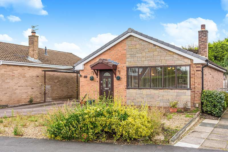 3 Bedrooms Detached Bungalow for sale in Elnup Avenue, Shevington, Wigan, Greater Manchester, WN6