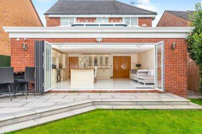 4 Bedrooms Detached House for sale in Lowther Crescent, St Helens, Merseyside, Uk, WA10