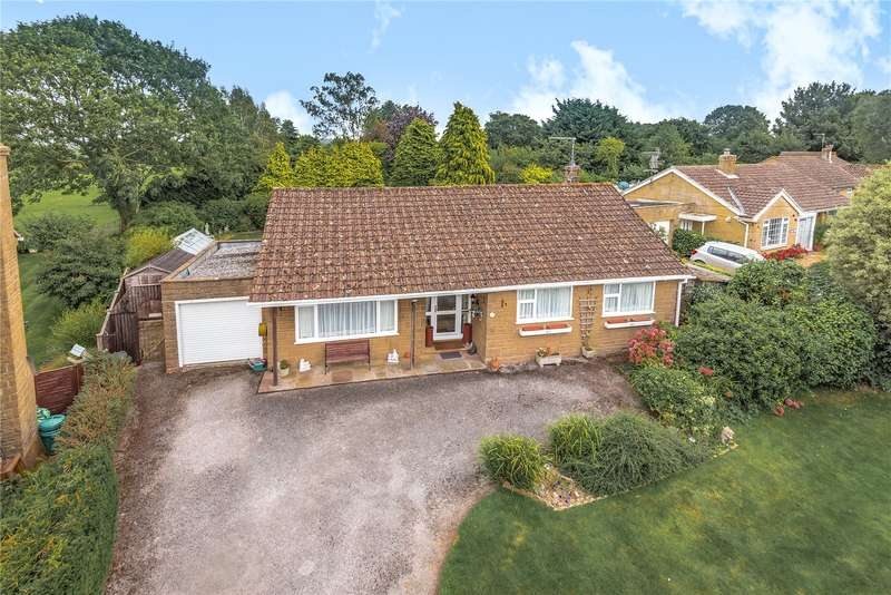3 Bedrooms Detached Bungalow for sale in Back Lane, North Perrott, Crewkerne, Somerset, TA18