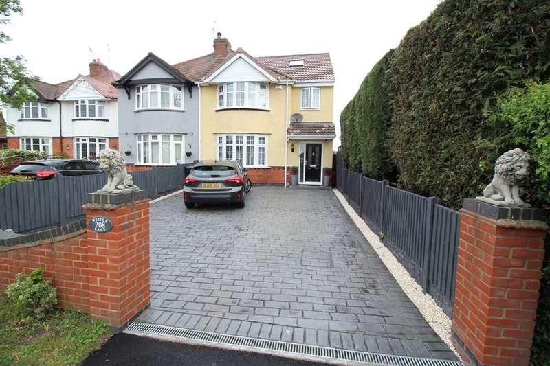 4 Bedrooms Semi Detached House for sale in Weston Lane, Bulkington, Bedworth, CV12