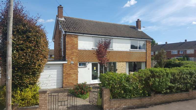 3 Bedrooms Detached House for sale in Thresher Close, Luton, LU4