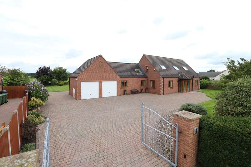 5 Bedrooms Detached House for sale in Newby East, Carlisle, CA4