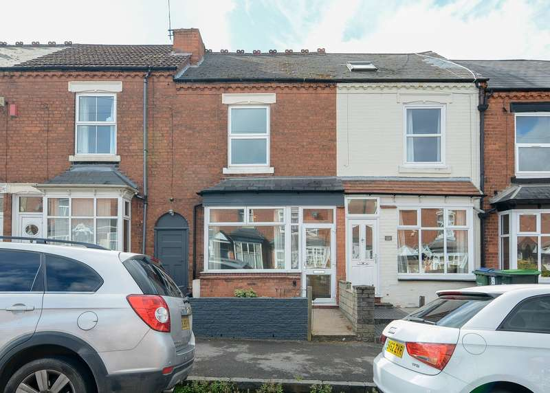 3 Bedrooms Terraced House for sale in Clifford Road, Bearwood, B67