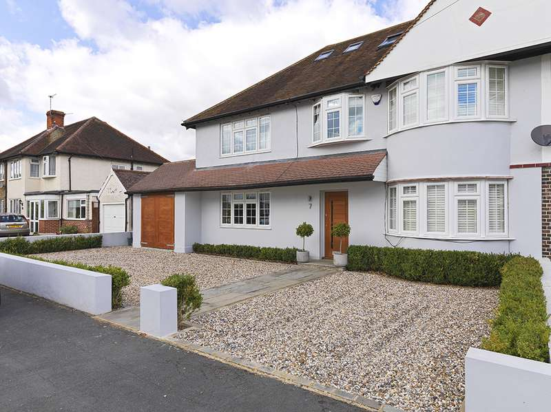 5 Bedrooms Property for sale in Vaughan Road, Thames Ditton
