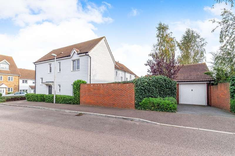 3 Bedrooms House for sale in Baryntyne Crescent, Hoo, Rochester, Kent, ME3