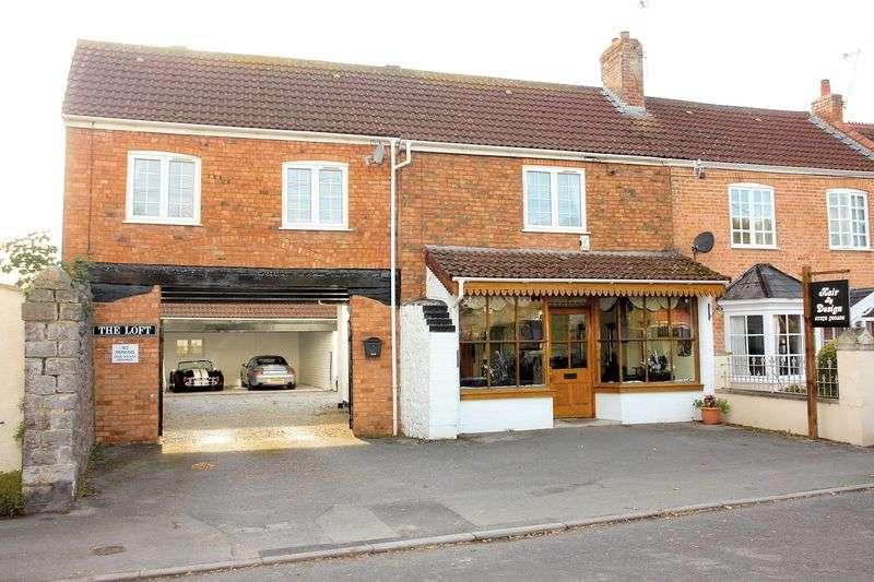 2 Bedrooms Property for sale in 77 Brent Street Brent Knoll, Highbridge