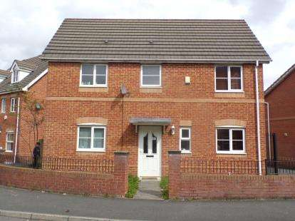 3 Bedrooms Detached House for sale in Leegrange Road, Moston, Manchester, Greater Manchester