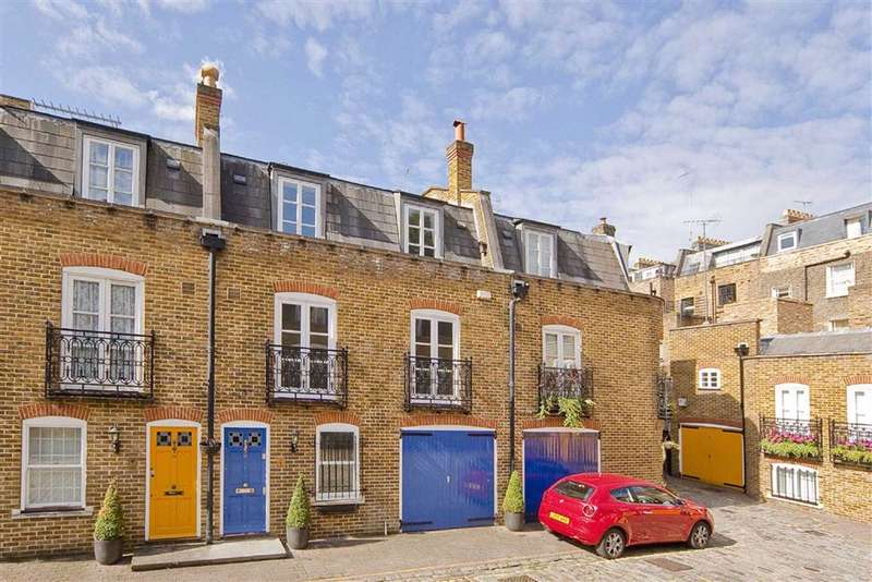 3 Bedrooms Mews House for sale in Bristol Mews, London, W9