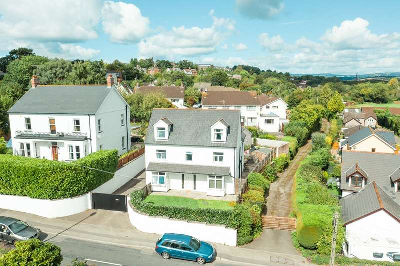 5 Bedrooms Detached House for sale in Usk Road, Caerleon, NEWPORT, NP18