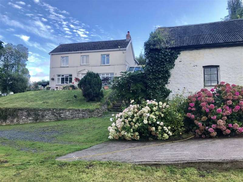 4 Bedrooms Property for sale in Ferryside, Carmarthen
