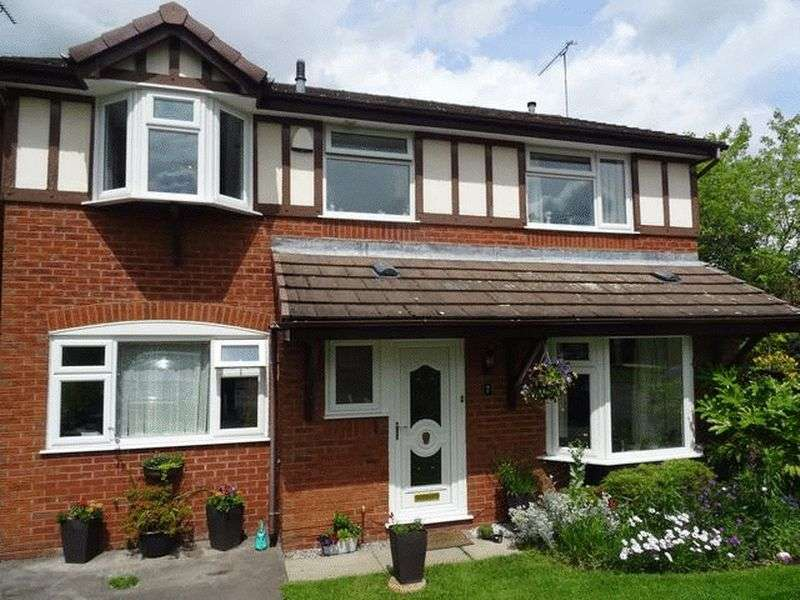 4 Bedrooms Property for sale in Ossmere Close, Sandbach