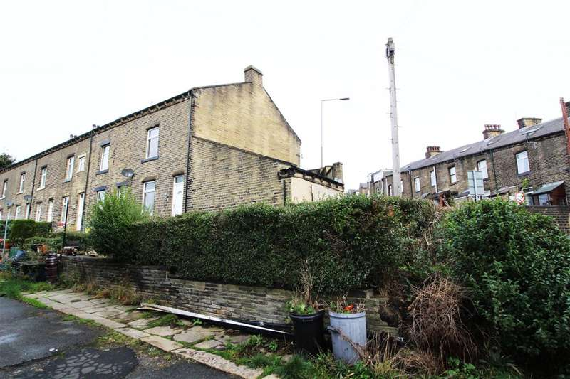 4 Bedrooms End Of Terrace House for sale in Bright Street, Sowerby Bridge