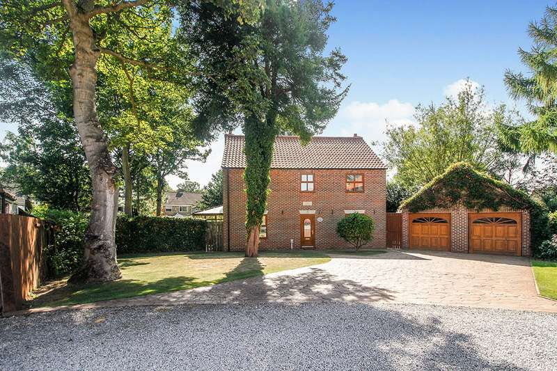 4 Bedrooms Detached House for sale in Priestgate, Sutton-on-Hull, Hull, East Yorkshire, HU7