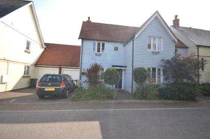 4 Bedrooms Detached House for sale in Tillingham, Southminster, Essex