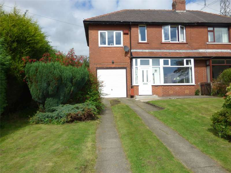 3 Bedrooms Semi Detached House for sale in Huddersfield Road, Scouthead, Saddleworth, OL4