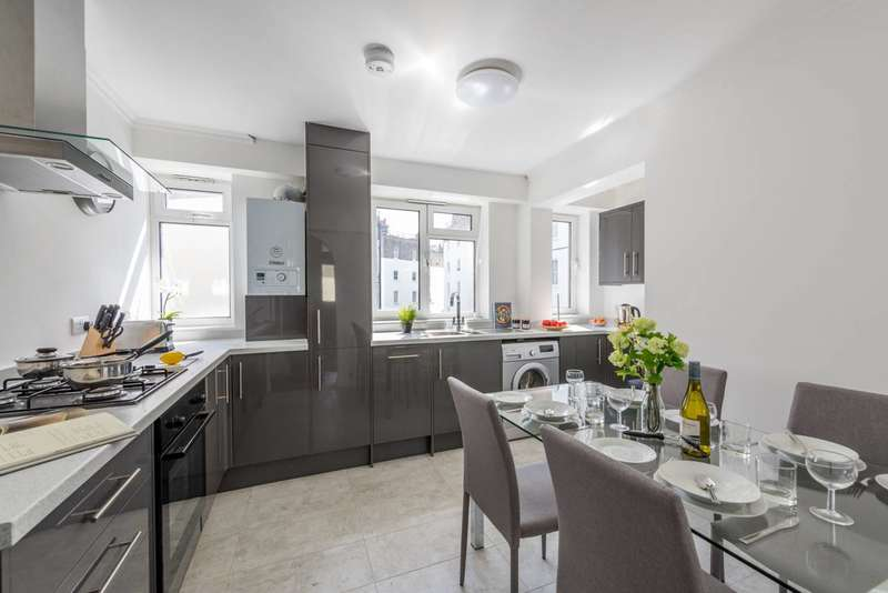 3 Bedrooms Flat for sale in Chapel Street, Marylebone, NW1