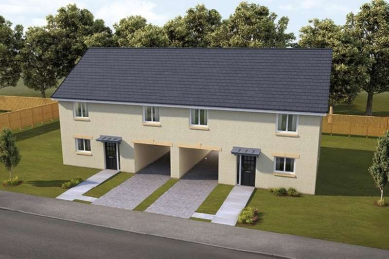 3 Bedrooms Semi Detached House for sale in Long Meadow, Ormiston, Tranent, East Lothian, EH35