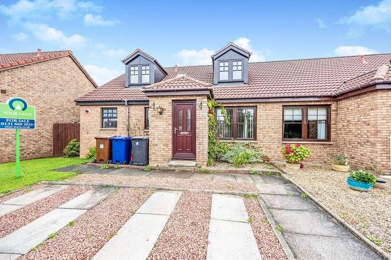 3 Bedrooms Semi Detached House for sale in Rose Cottages, Bonnyrigg, Midlothian, EH19