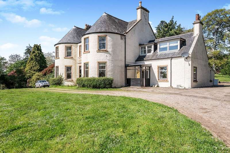 4 Bedrooms Semi Detached House for sale in Culcairn House, Invergordon, Ross-Shire, IV18