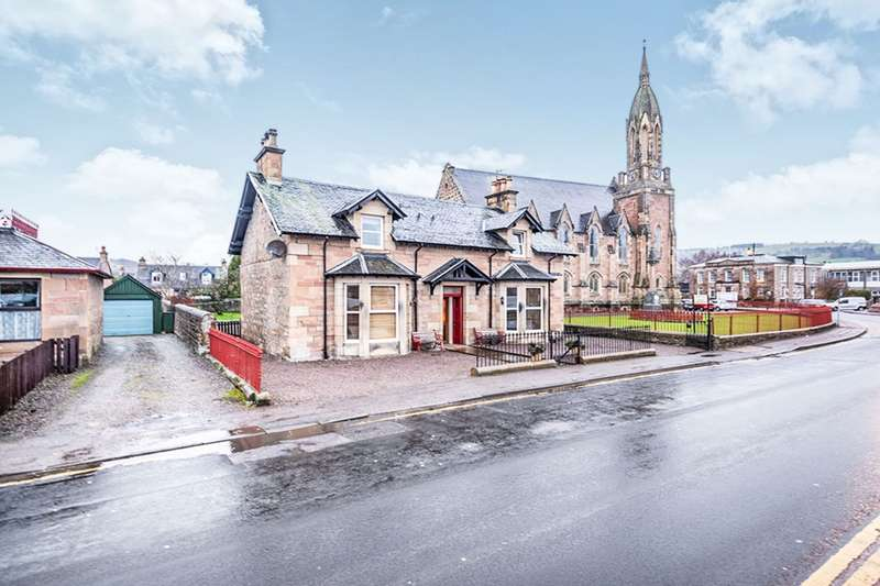6 Bedrooms Detached House for sale in Station Road, Dingwall, Ross-Shire, IV15