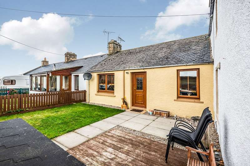2 Bedrooms House for sale in Fearn, Fearn, Tain, Ross-Shire, IV20