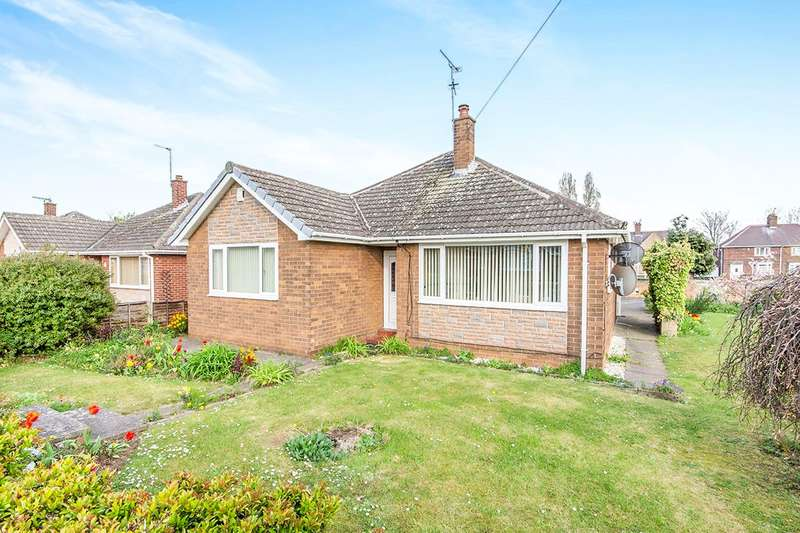 3 Bedrooms Detached Bungalow for sale in Kenmare Crescent, Intake, Doncaster, South Yorkshire, DN2
