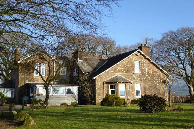 4 Bedrooms Detached House for sale in Wamphray, Moffat, Dumfriesshire, DG10