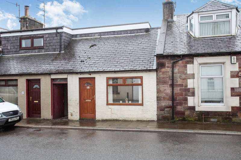 2 Bedrooms Bungalow for sale in Main Street, Kirkconnel, Sanquhar, Dumfriesshire, DG4