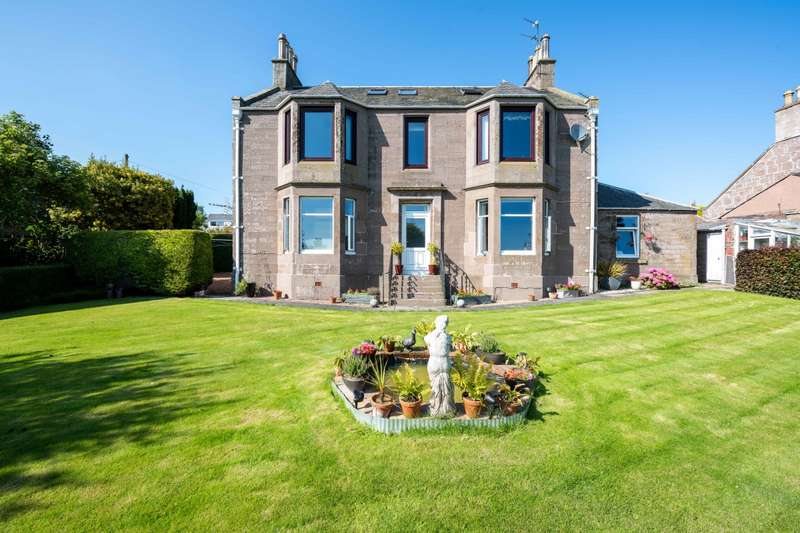 4 Bedrooms Apartment Flat for sale in Main Road, Hillside, Montrose, Angus, DD10