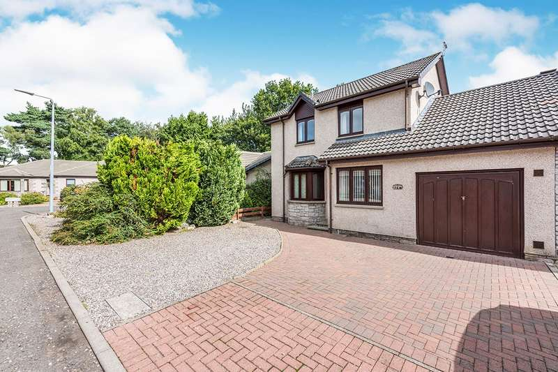 3 Bedrooms Semi Detached House for sale in Mitchell Drive, Brechin, Angus, DD9