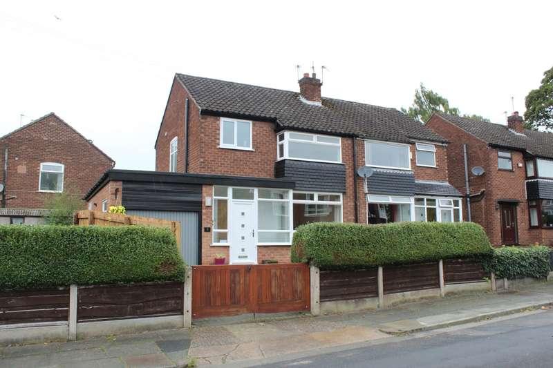 3 Bedrooms Semi Detached House for sale in Vendale Avenue, Swinton, Manchester, M27