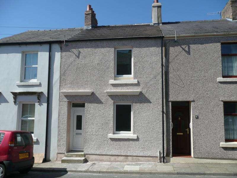2 Bedrooms House for sale in Lindow Street, Frizington, Cumbria, CA26