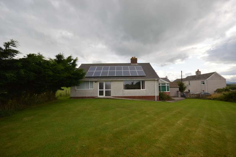 3 Bedrooms Detached Bungalow for sale in Drigg, Holmrook, Cumbria, CA19