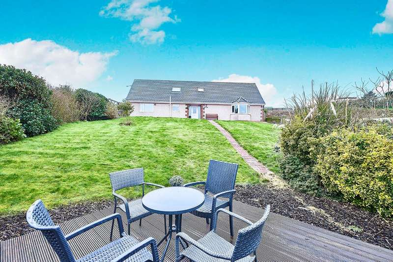 4 Bedrooms Detached Bungalow for sale in Poppybank, Nethertown, Egremont, Cumbria, CA22