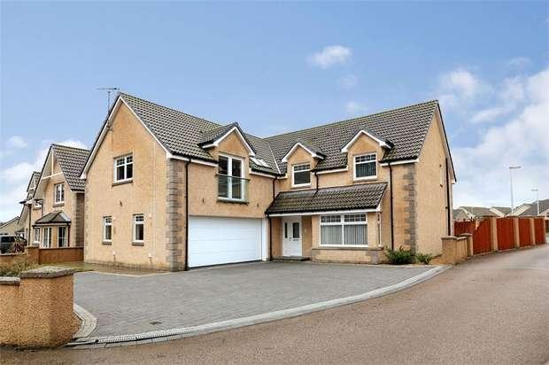 5 Bedrooms Detached House for sale in Homefarm Park, Rothienorman, Inverurie, Aberdeenshire