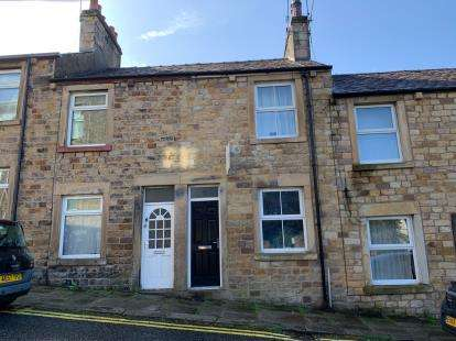 2 Bedrooms Terraced House for sale in Melrose Street, Lancaster, Lancashire, LA1