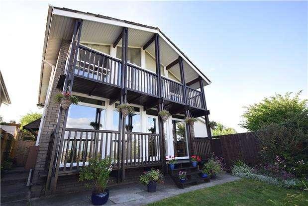 4 Bedrooms Detached House for sale in Stanbridge Close, Downend, BRISTOL, BS16 6AP