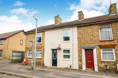 2 Bedrooms Terraced House for sale in Luton Road, Toddington, Dunstable, Bedfordshire