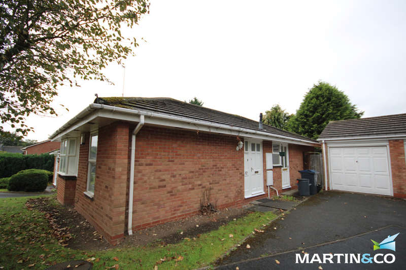 3 Bedrooms Detached Bungalow for rent in Humphrey Middlemore Drive, Harborne, B17