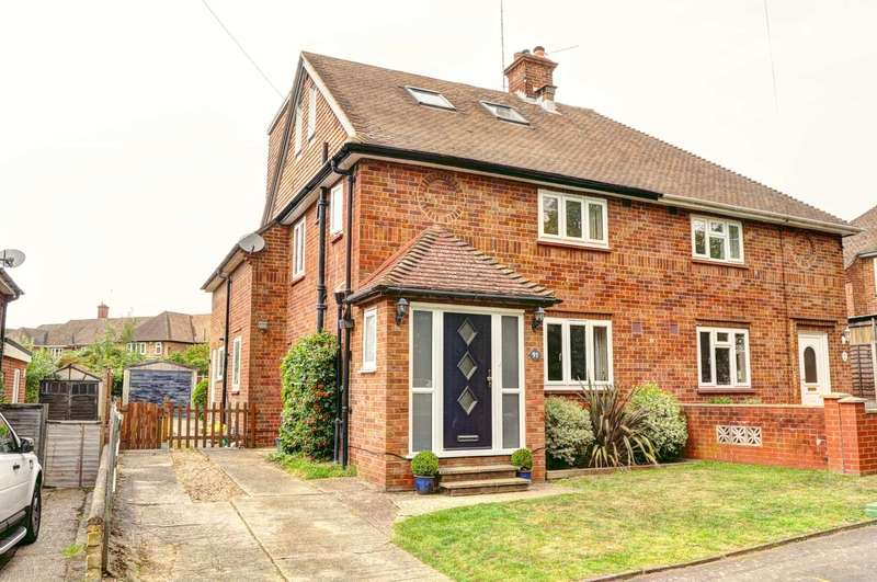 5 Bedrooms Semi Detached House for sale in Marlow - Spacious 5 Bedroom Home