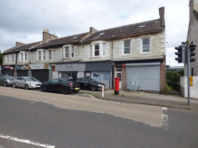 3 Bedrooms Maisonette Flat for sale in 550A, Wellesley Road, Methil, Leven, Fife