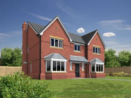 5 Bedrooms Detached House for sale in Plot 10 The Richmond Kingsley Manor, Lambs Road, Thornton-Cleveleys, FY5