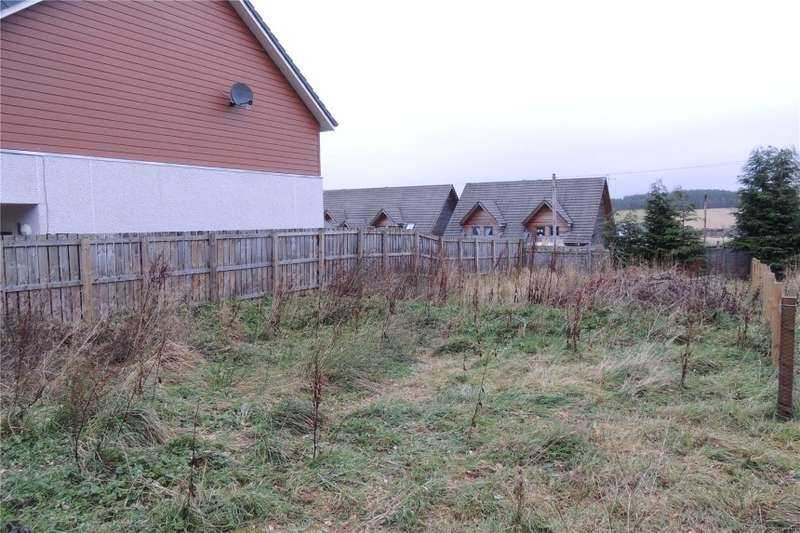 Plot Commercial for sale in , Plots A And B, Tomnabat Lane, Tomintoul, Ballindalloch, Moray