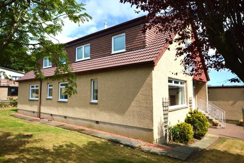 6 Bedrooms Detached House for sale in Knowehead Road, Crossford, Dunfermline, Fife, KY12