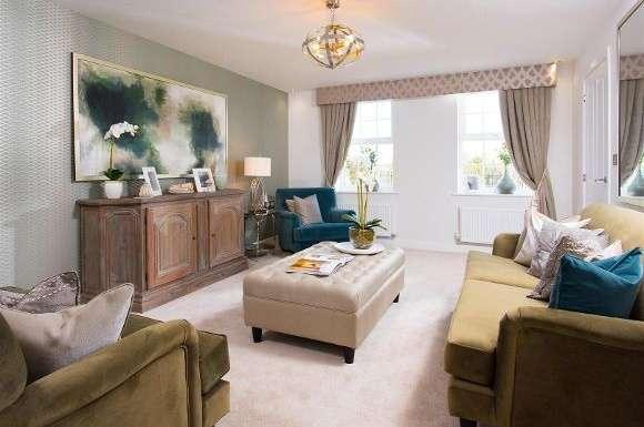 5 Bedrooms Property for sale in Doseley, Plot, 145, Doseley Park Development, St Lukes Road, Telford