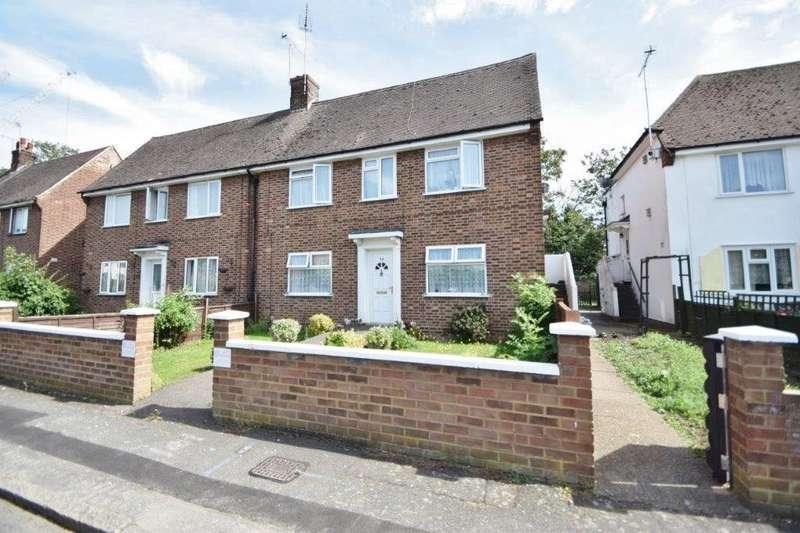 2 Bedrooms Maisonette Flat for sale in Beechwood Gardens, Slough, SL1