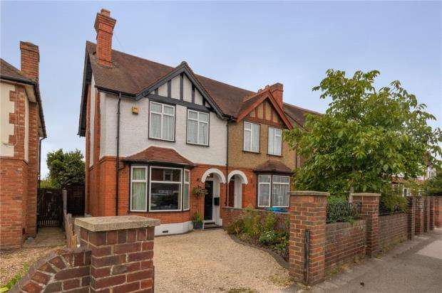 3 Bedrooms Semi Detached House for sale in Furze Platt Road, Maidenhead, Berkshire